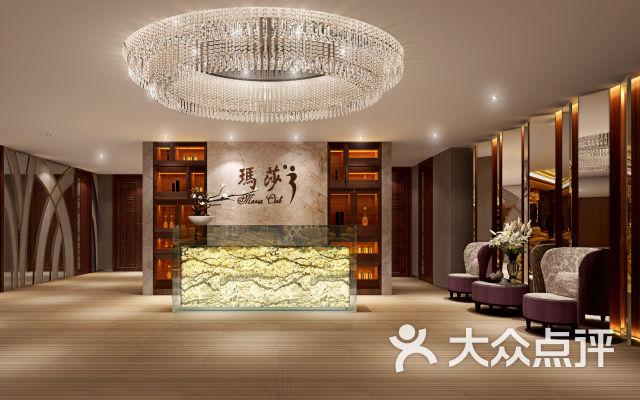 678国际会所-玛莎纤体美容前台图片-深圳休闲娱乐