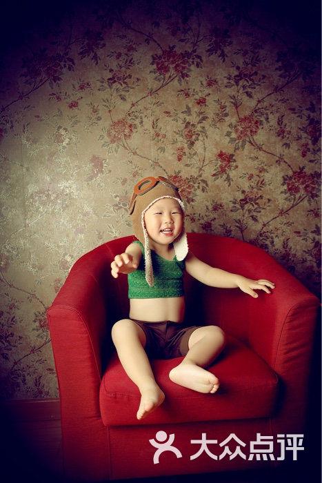 简单小孩高端创意儿童摄影(亚运村店)