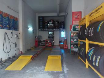建艺轮胎店(英城名汇轮胎购销部)