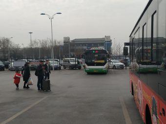 青州市站停车场