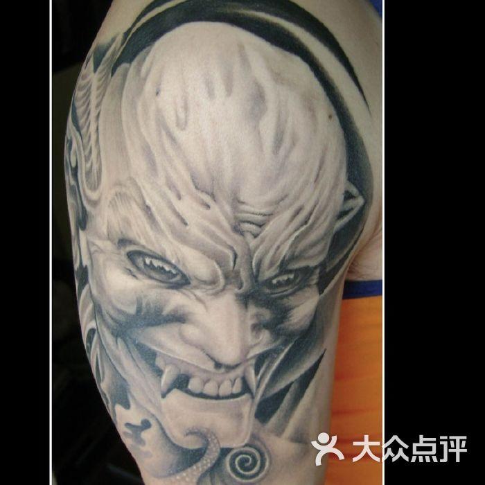 占山刺青北京占山刺青 school 风格纹身图片-北京纹身