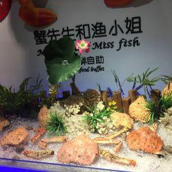 蟹先生和渔小姐海鲜自助的图片