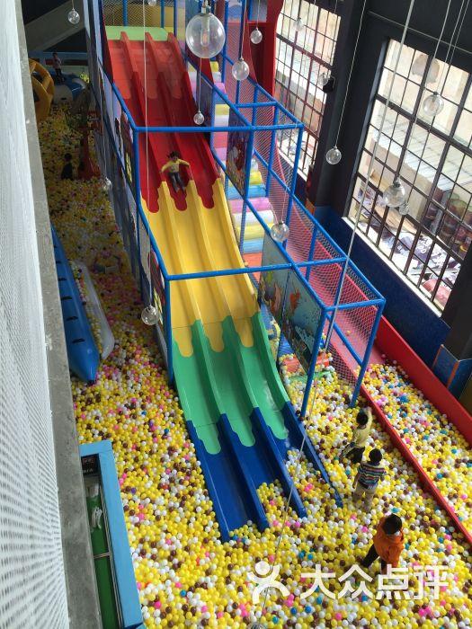跃客蹦床公园jump land图片 - 第2张图片