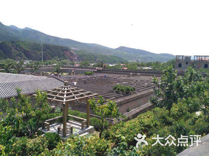 关山黄崖上农家院-图纸孩子,八卦跑着玩不错图迷宫米小10铁船图片