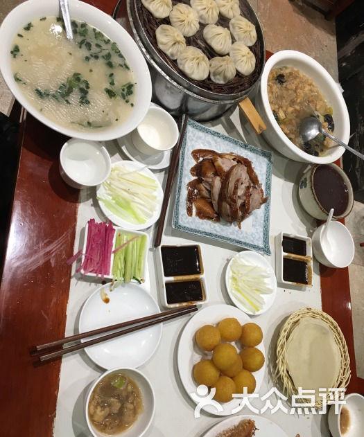 郑州家常美食(人民路店)-天下-郑州烤鸭-大众点的图片芹菜猪肉美食水饺做法总店图片