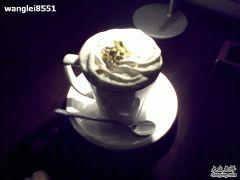 焦糖拿铁-发呆咖啡