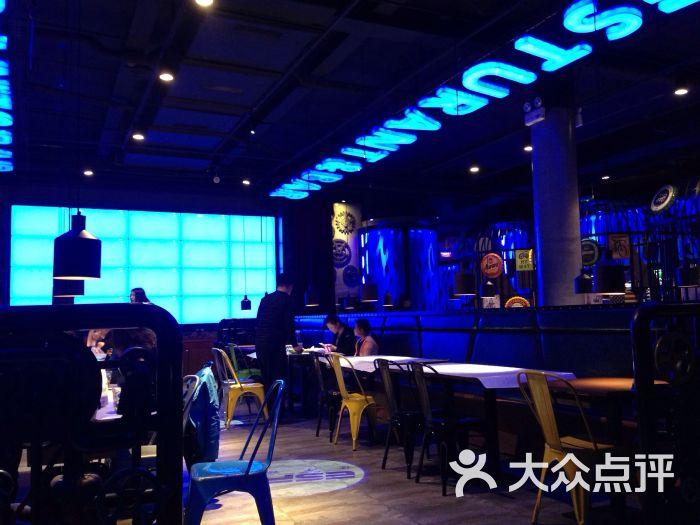 espn徒手餐厅(中联广场店)--环境图片-青岛美食-大众