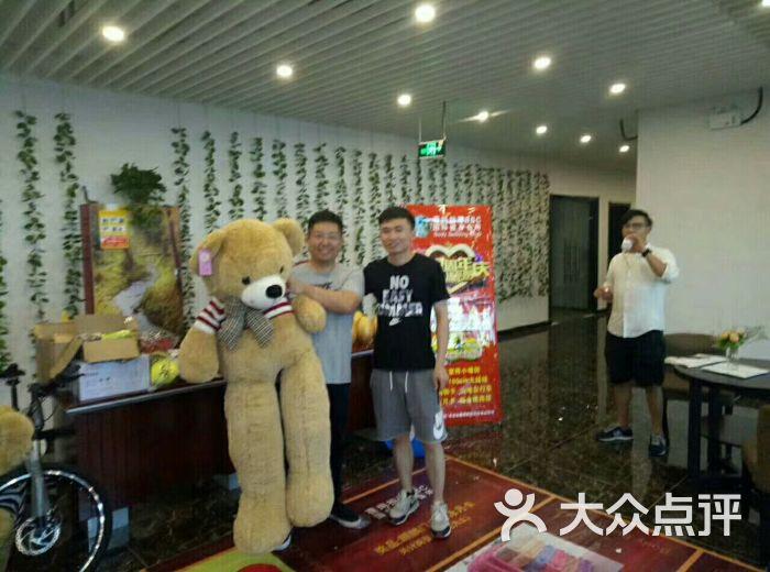 喜马拉雅健身房-图片-南京生活服务-大众点评网