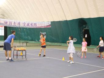 呼和浩特网苗青少年网球俱乐部网球馆