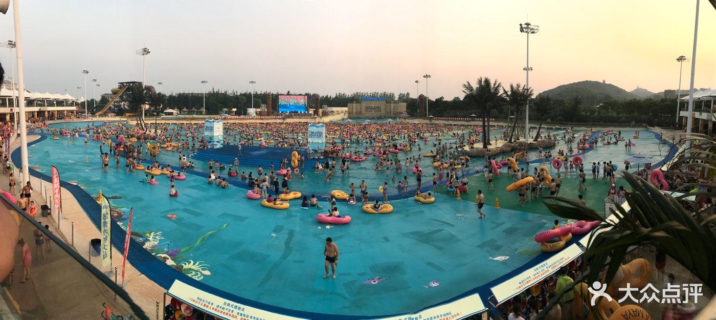上海玛雅海滩水公园的点评图片