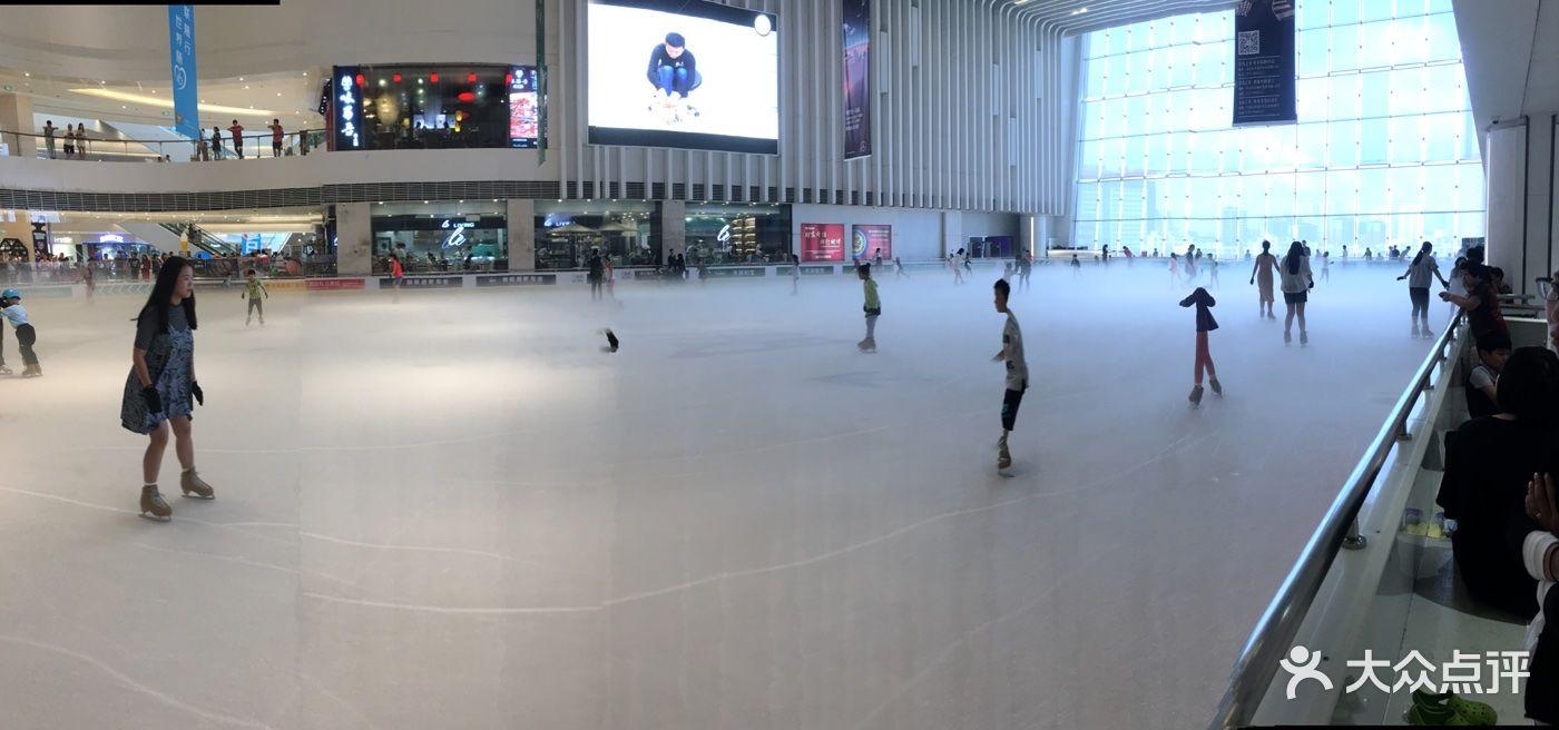 冰纷万象滑冰场-图片-青岛运动健身-大众点评网