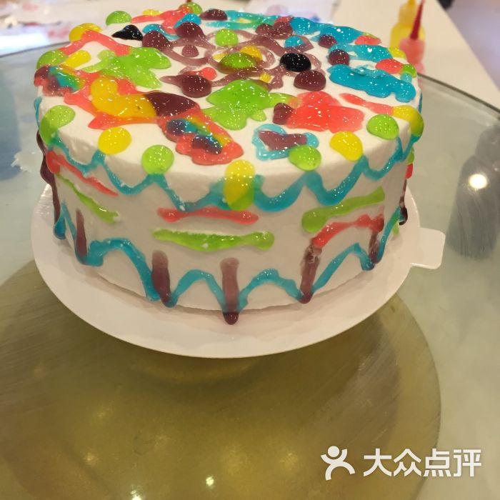 世界上最可爱的蛋糕