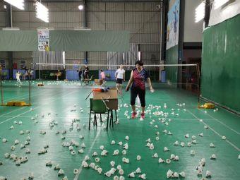 鸿腾羽毛球俱乐部