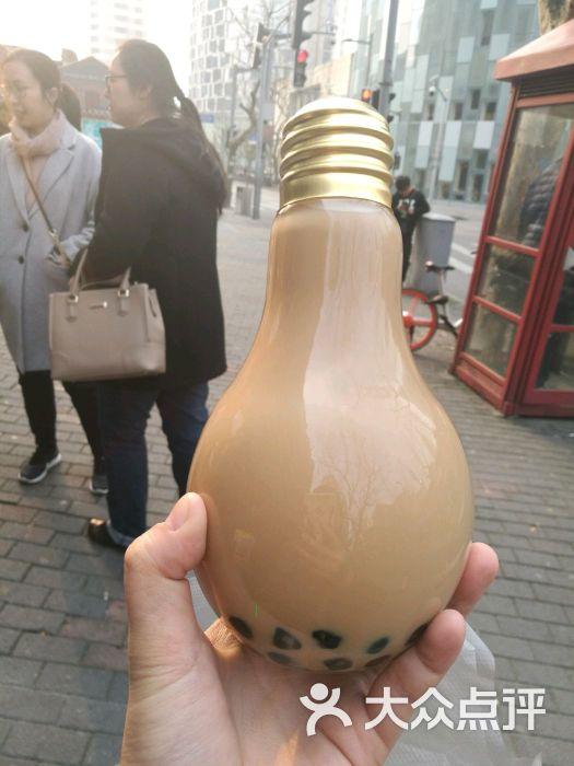 电灯泡手作茶饮店(顺昌路店)图片 - 第4张