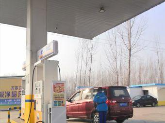 山东石化加油站