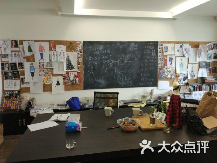 庄贤服装设计工作室教室环境图片 - 第2张