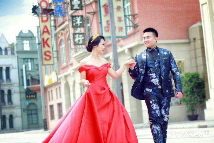 米兰春天婚纱摄影(独家授权店)-图片-广州结婚-大众