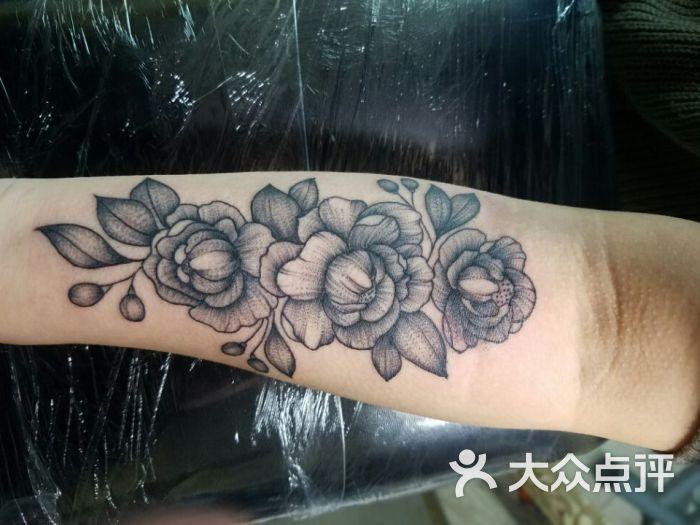 江阴市新桥镇魅痕刺青纹身工作室图片 - 第74张