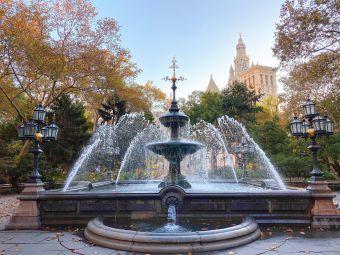 纽约市政厅公园