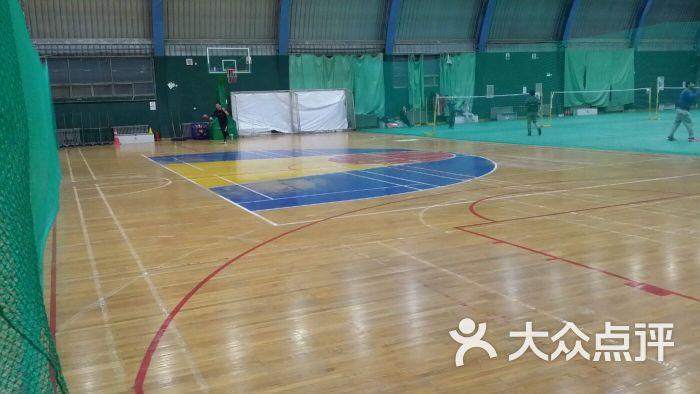 竞时室内篮球馆-图片-北京运动健身-大众点评网