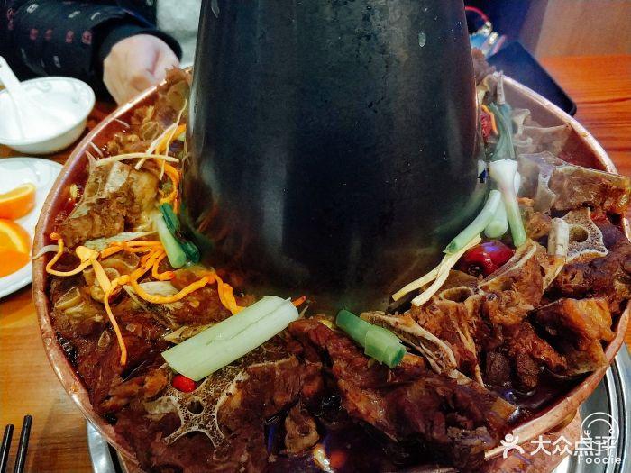 华虾乡&老北京铜锅涮羊肉(九百店)羊蝎子火锅图片