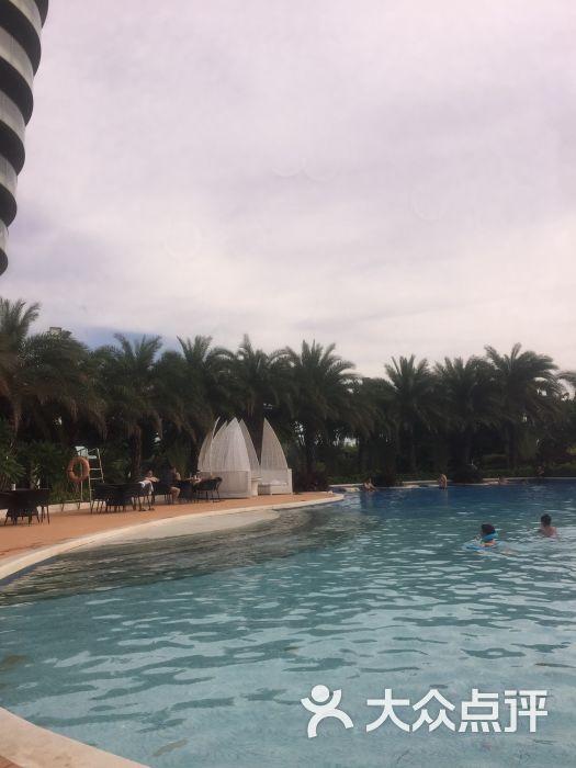 凤凰岛海心沙酒店-图片-三亚酒店-大众点评网