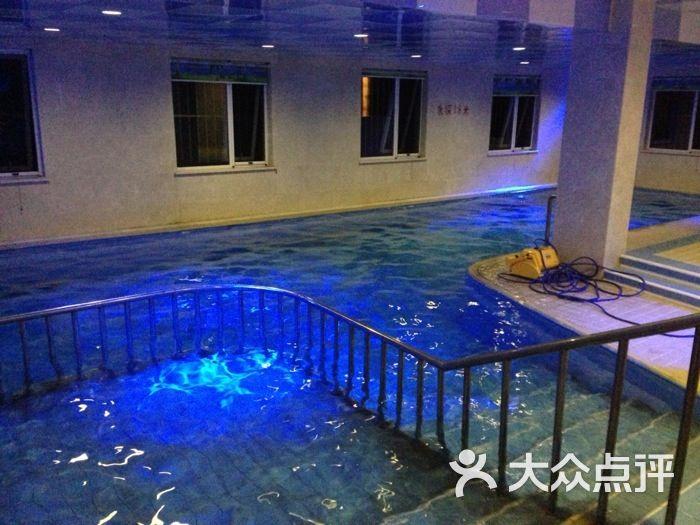 凤山温泉度假村-别墅泳池图片-北京酒店-大众点评网