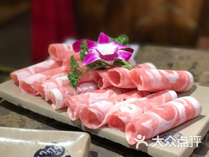 小龙坎老图片(博爱店)精品肥牛土豆-第6张豌豆米火锅图片