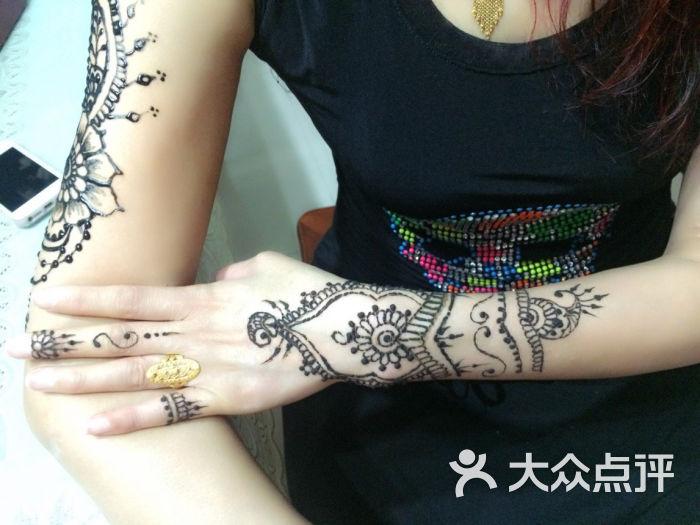汉娜手绘 miss henna图片 - 第5张