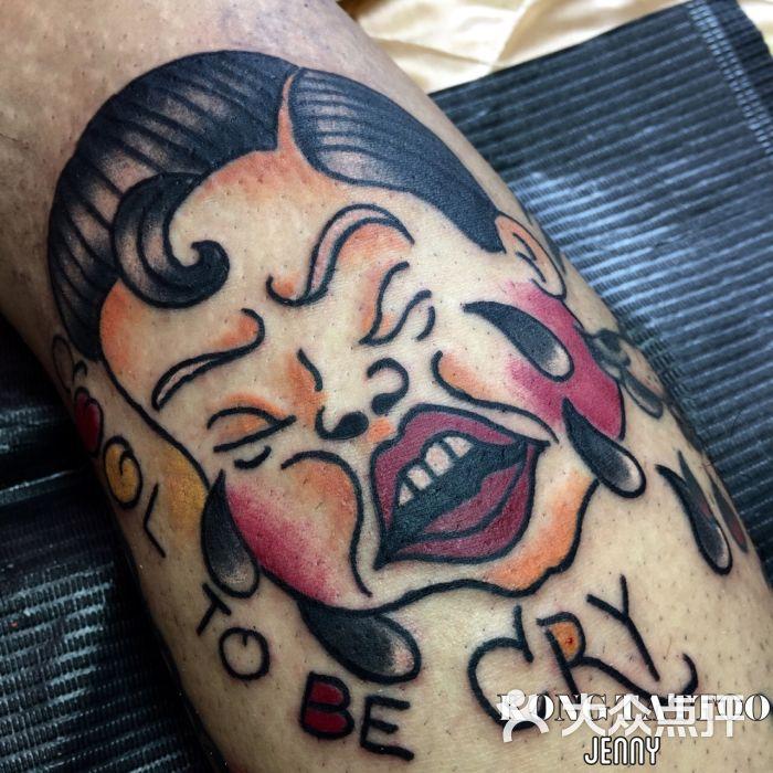 空刺青-图片-西宁丽人-大众点评网
