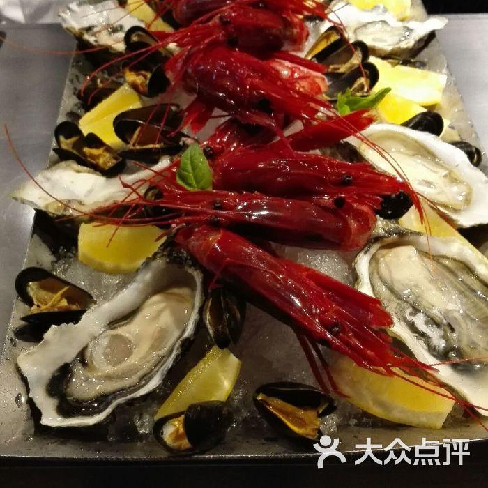 希仕会蓝舫船餐厅gran azzurro 蓝舫船餐厅图片-北京图片