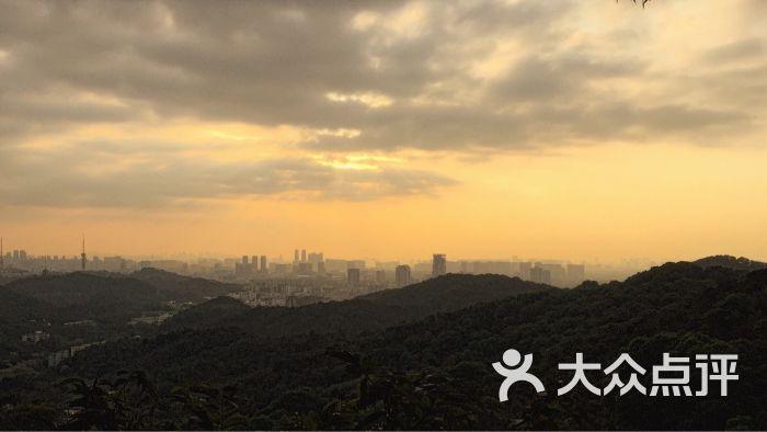 白云山风景区-日落图片-广州景点-大众点评网