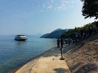 桂花岛-游船码头