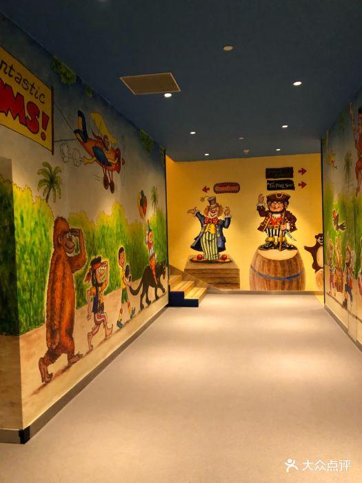 浦东嘉里大酒店儿童探险乐园图片 - 第255张