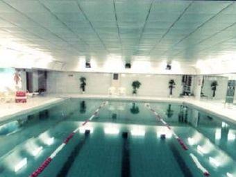 时尚游泳馆