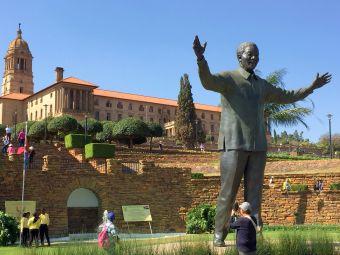 Nelson Mandela Statue(Union Buildings)