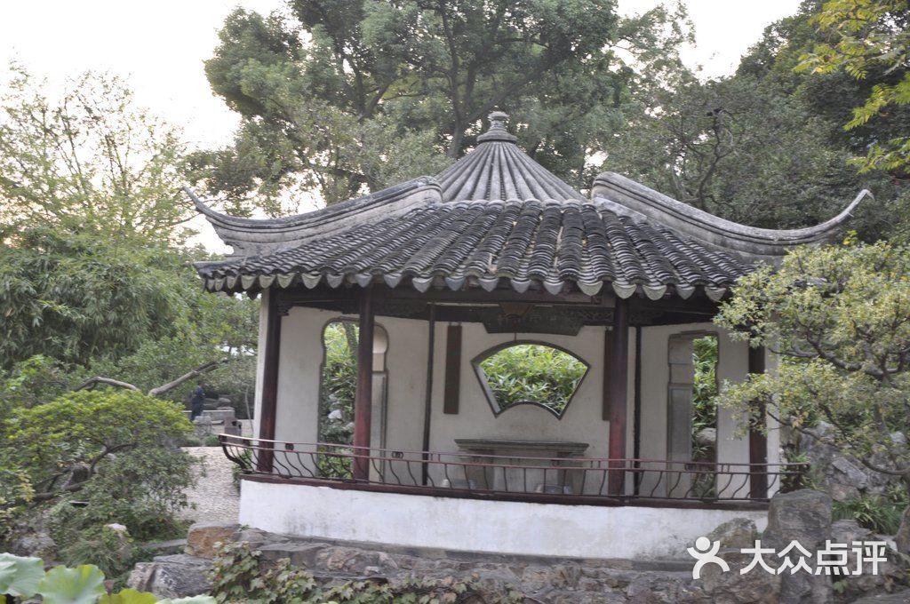 拙政园-与谁同坐轩图片-苏州周边游-大众点评网