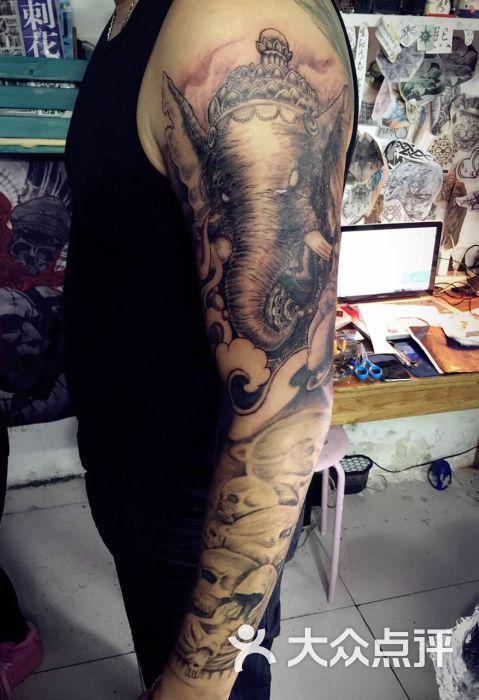 乐色刺青-纹身tattoo图片 - 第10张