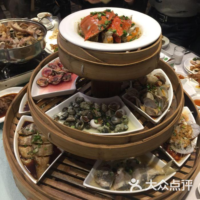 海鲜加工餐厅_昆明福照居海鲜加工餐厅美食照片色云南云
