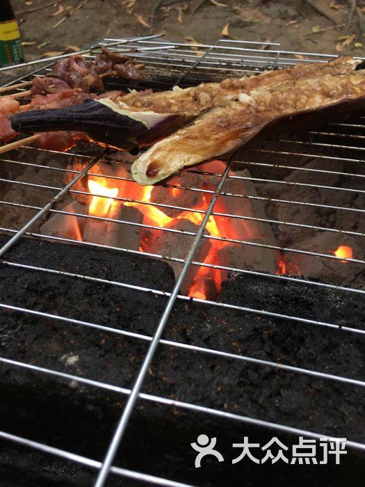 大夫山森林公园烧烤场图片 - 第3张