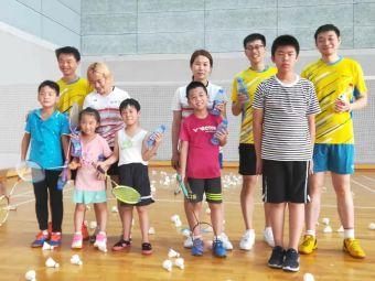 菲俊羽毛球培训中心(奥体校区)