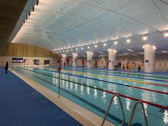 呼和浩特市游泳馆体育馆