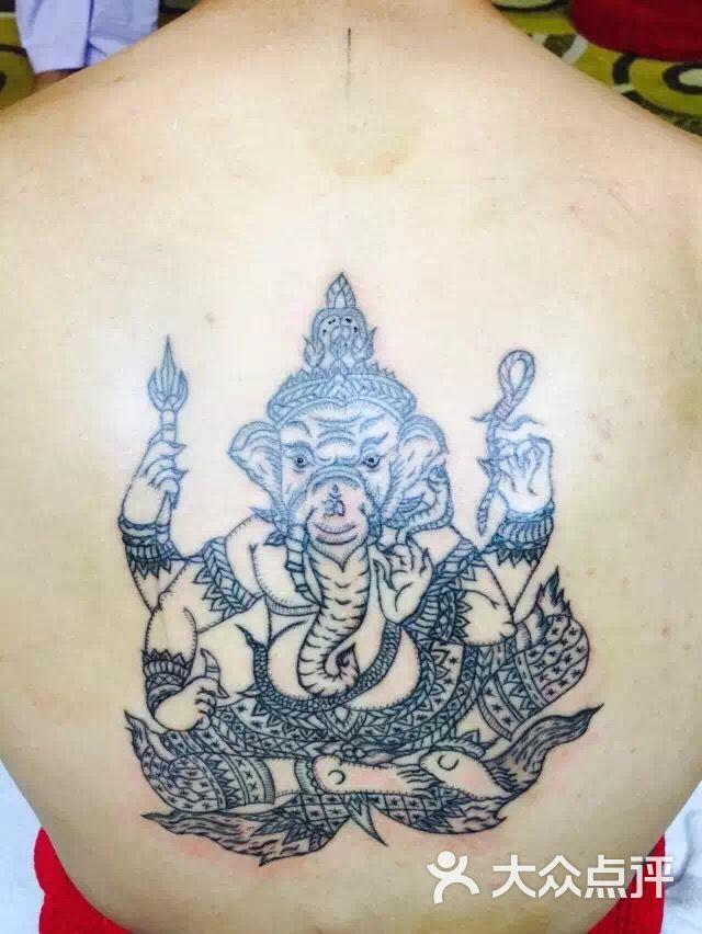 泰国刺符纹身(占卜店)图片 - 第5张