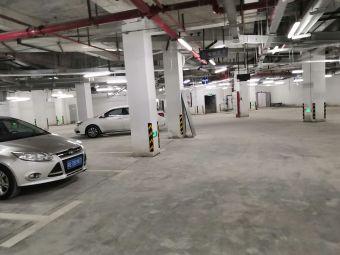 国瑞升平停车场