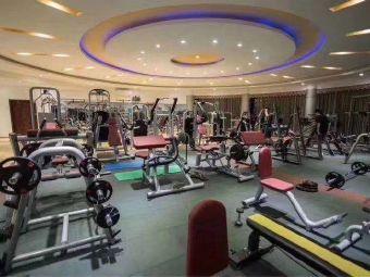 金泰健身会馆