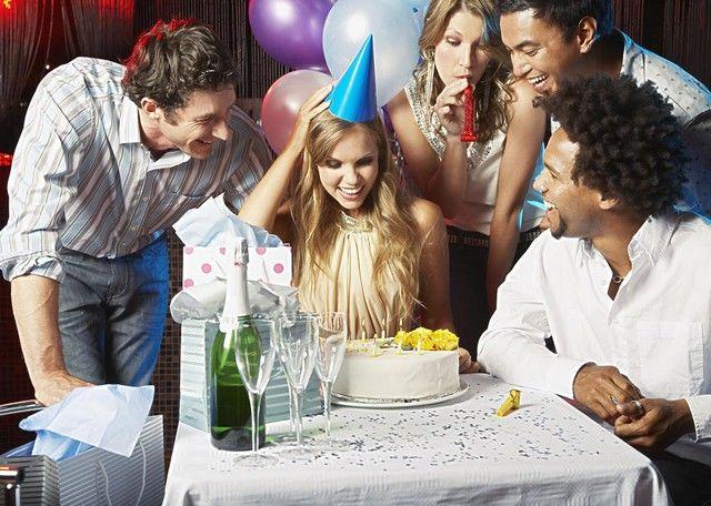 长知识:各国生日派对文化