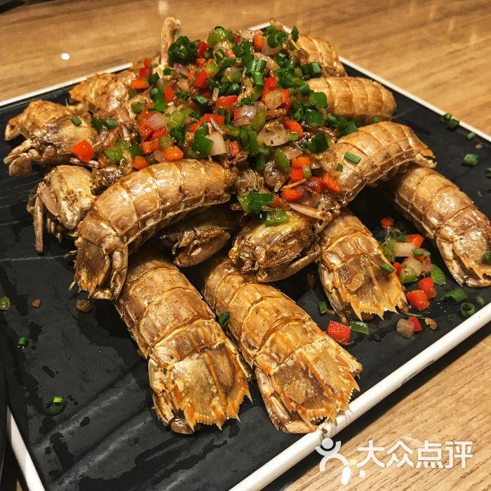 虾徕创意餐厅-海鲜火锅·蟹·虾(杭州大厦501店)皮皮虾跟我走图片
