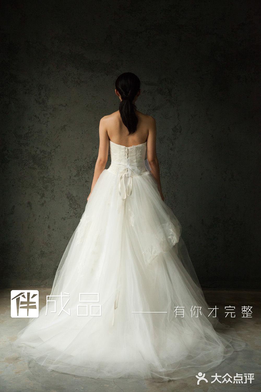伴成品婚纱礼服设计工作室