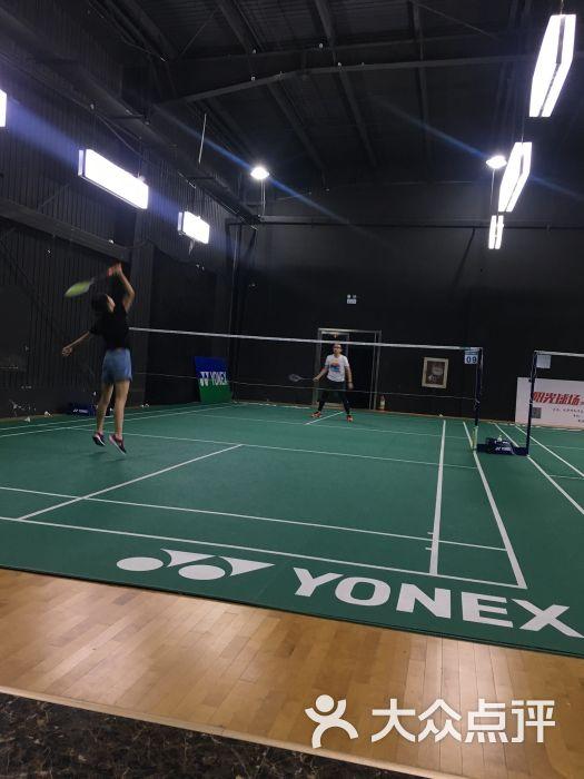 尤尼克斯羽毛球主题馆-图片-天津运动健身-大众点评网