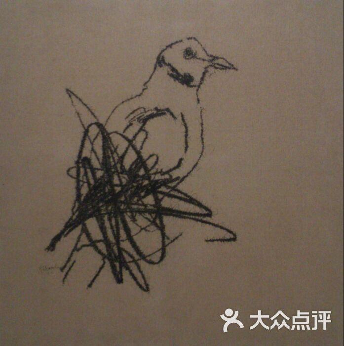 画鸟,by叶永青图片